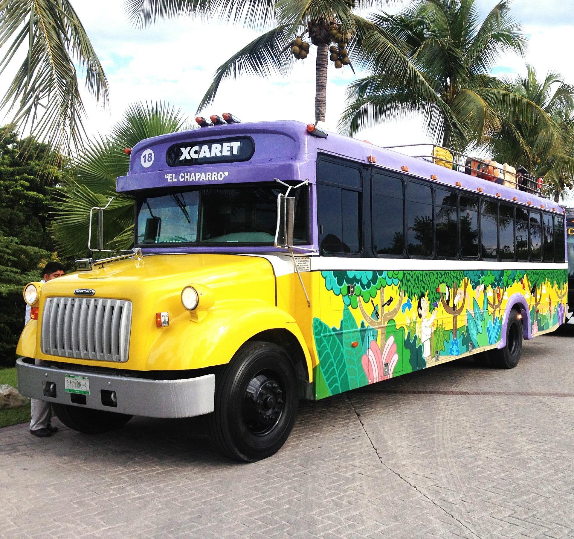 autobus mexiko
