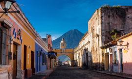Mexiko City, Yucatán, Belize, Guatemala a Honduras