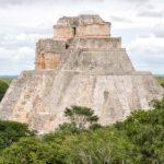 Uxmal Mexiko Mayové