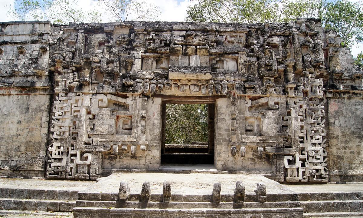 Mexiko-chicanna