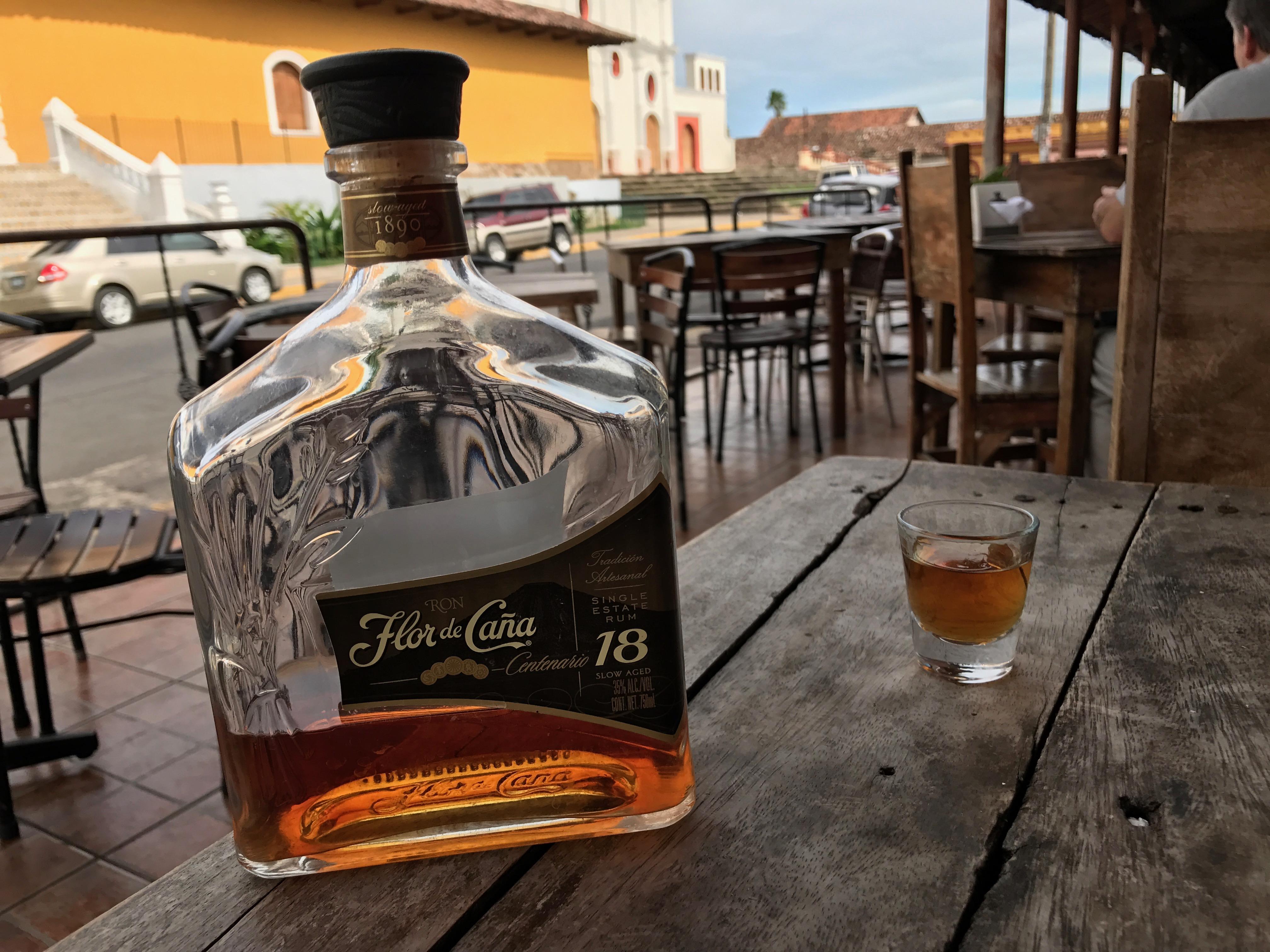 Lahodný rum Flor de Cana