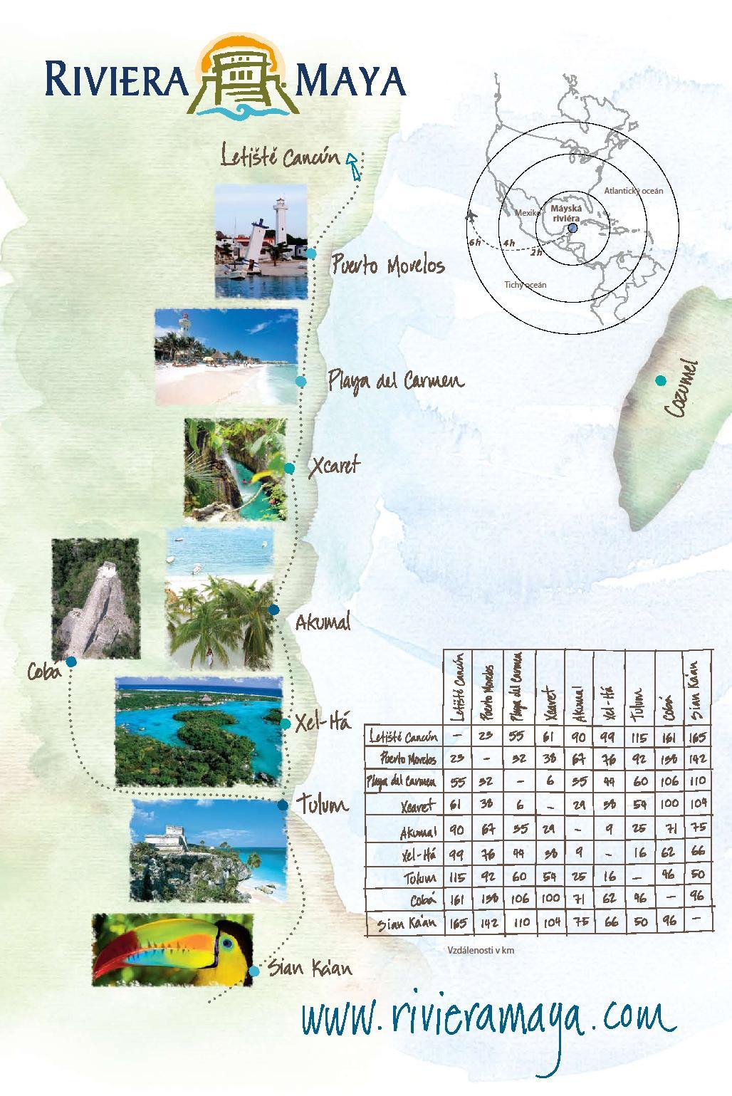 mapa-riviera-maya
