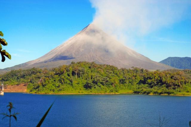 Kostarika s českým průvodcem - Arenal