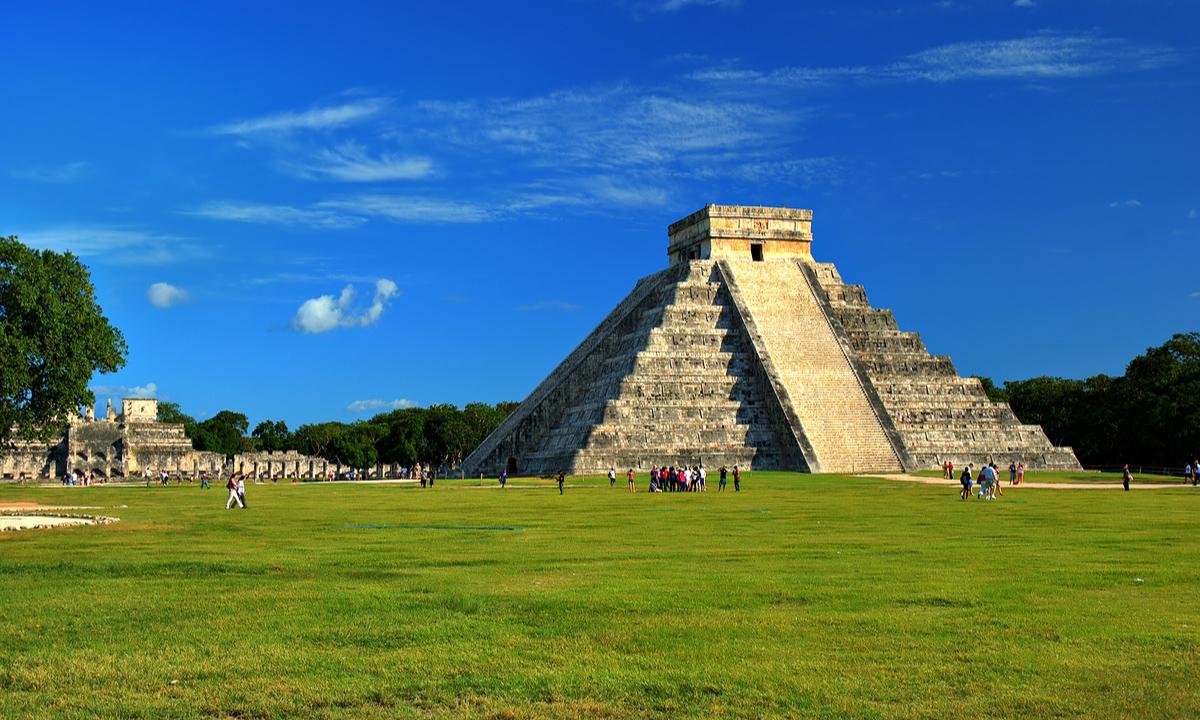 pyramida Chichen Itza