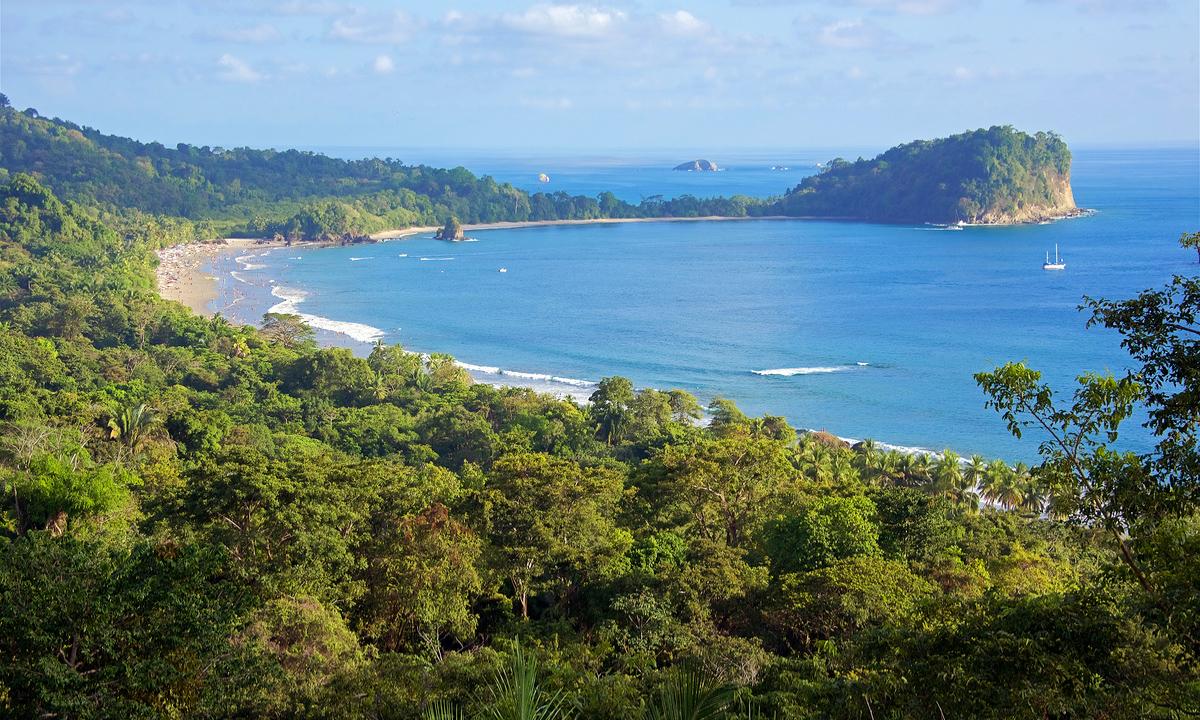 Český průvodce Kostarika