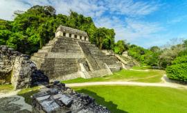Yucatán, Chiapas a indianská rezervace