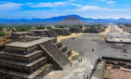 Napříč Mexikem