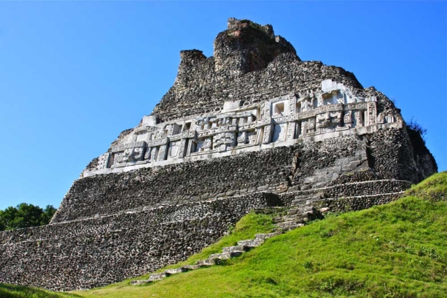 Belize, Xunantunich