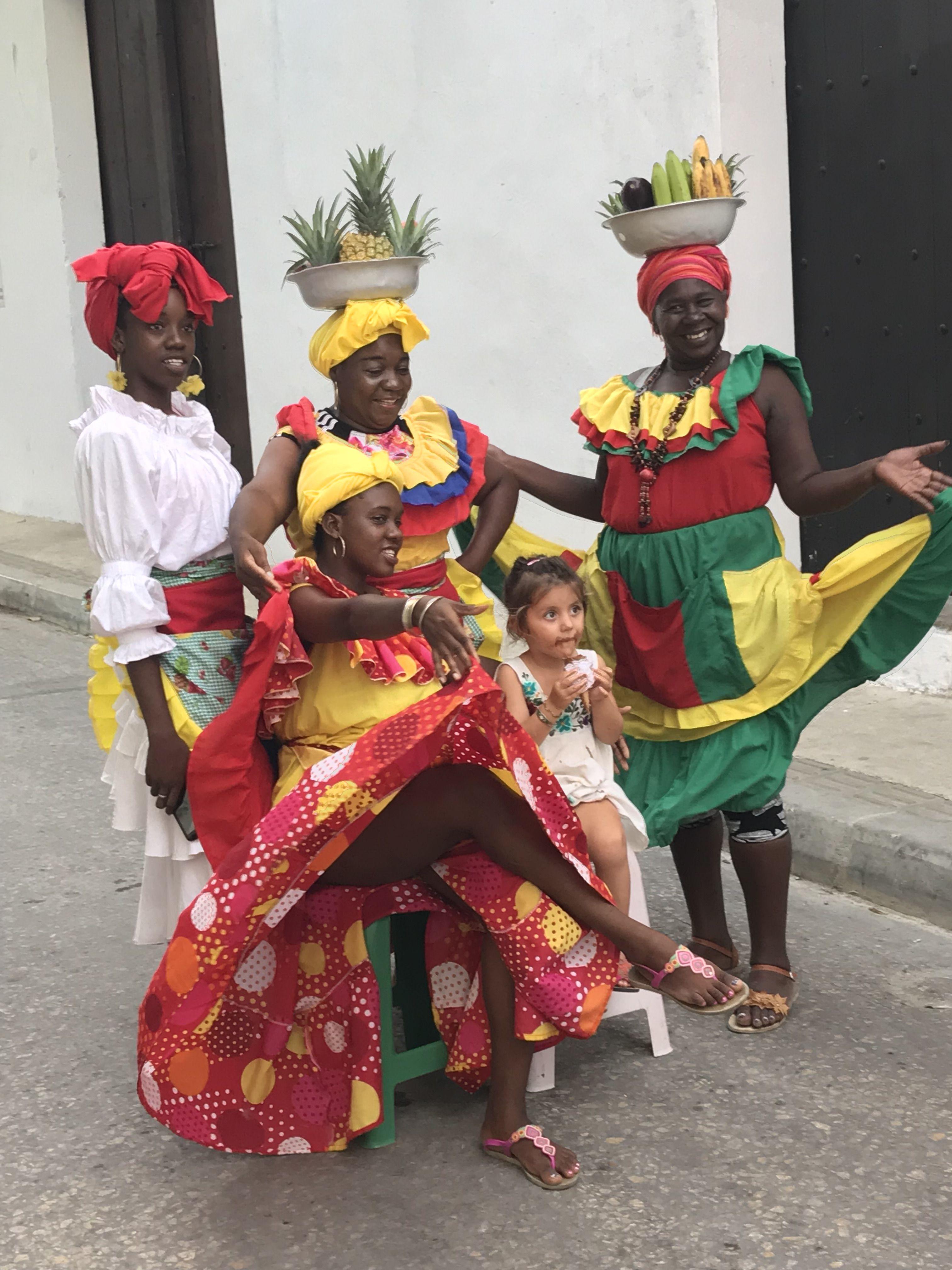 Kolumbijky jsou okouzlující