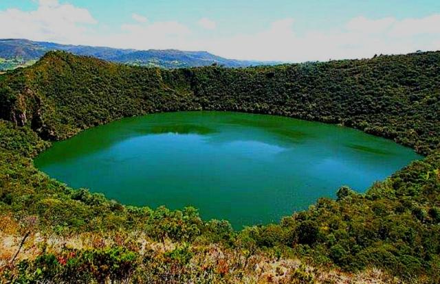 Jezero Guatavita