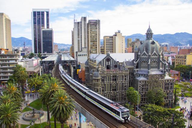 Město Medellin