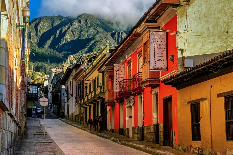 Kolumbie - český průvodce