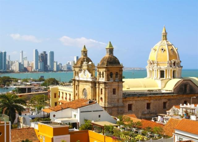 Kolumbije - Cartagena
